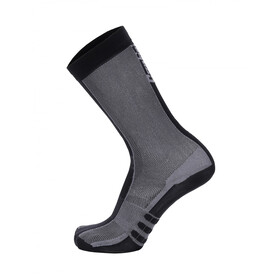 Santini Classe High Socks Men grigio